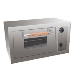24 Inch x 24 Inch - Pizza Oven - Electric - Inner Size - Made Of Stainless Steel