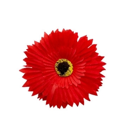 4.5 Inch - Loose Flower - Artificial Flower - Ceiling Flower - Flower Decoration - Red Color