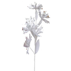 Height - 42 Inch - Foam Stick - Flower Stick - Artificial Stick - AF- 563 - White Color