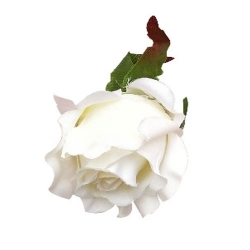 2 Inch - Loose Flower - Artificial Flower - Ceiling Flower - Flower Decoration - White Color