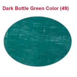 26 Gauge - BRITE LYCRA - 54 Inch Panna - Event Cloth - Bottle Green Colour