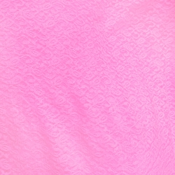 Russel Net - 5 Feet Panna - Floral Net - Event Cloth - Baby Pink  Color