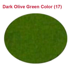 Micro Janta Quality - 39 Inch Panna - 5.7 KG Quality - Dark Olive Green Color