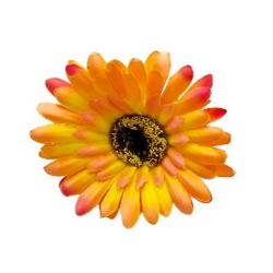 3.5 Inch - Loose Flower - Artificial Flower - Ceiling Flower - Flower Decoration - Yellow Color