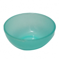 3 Inch - Straight Katori - Bowl - Wati - Curry Bowls - Dessert Bowls - Made Of Food Grade Regular Plastic - Sky Color