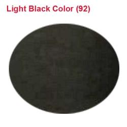 Micro Janta Quality - 39 Inch Panna - 5.7 KG Quality - Light Black Color