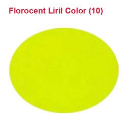 26 Gauge - BRITE LYCRA - 54 Inch Panna - Event Cloth -Floroscent Liril Colour