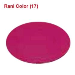 Satin Cloth - 42 Inch Panna - 8 KG - Event Cloth - Rani Color