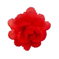 5.5 Inch - Loose Flower - Artificial Flower - Ceiling Flower - Flower Decoration - Red Color