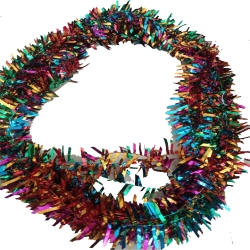 250 FT Length - Ring - Artificial Jari Ring - Chamkili - Small Thred Ring Flower - Multi Color