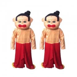 Hanuman Adult Costum..