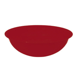 5 Inch - Vegetable Bowl - Round Bowl - Katori - Wati - Curry Bowls - Dessert Bowls - Made Of Food Grade Virgin Plastic - Brown Color