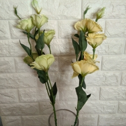 34 Inch - Artificial Flower Bunches - Fake Flowers Artificial Plant For Wedding - Reception - Home Decor - Multi Color