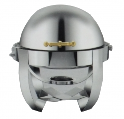 7 LTR - Chafing Dish - Hot Pot Dish - Garam Set - Buffet Set - Made Of Stainless Steel.