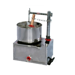10 LTR - 1.0HP - Wet Grinder - Regular Model - With Gear Box - Made Of Stainless Steel