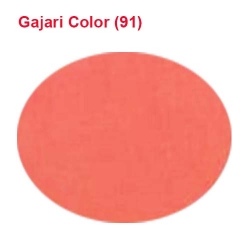 Micro Janta Quality - 39 Inch Panna - 5.7 KG Quality - Gajari Color