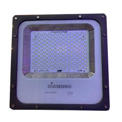 100 Watt - Slim Body - LED Flood Light - Wall Light - Pole & Ceiling Fitting - White Color