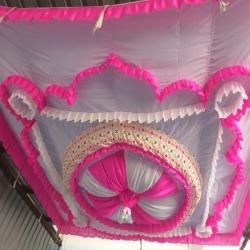 15 FT X 15 FT - Designer Mandap Ceiling - Wedding Top - Cloth Pandal - Made of 16 KG Taiwan - Design 26 Gauge Brite Lycra Cloth