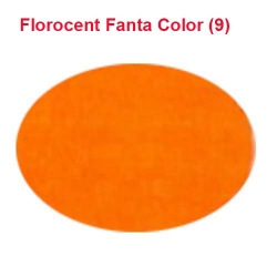 Micro Janta Quality - 39 Inch Panna - 4 KG Quality - Florocent Fanta Color