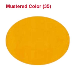 Micro Janta Quality - 39 Inch Panna - 4 KG Quality - Musterd Color