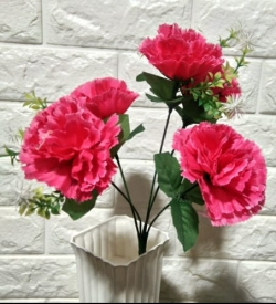 13 Inch - Artificial Flower Bunches - Fake Flowers Artificial Bunch - Decoration - Multi Color