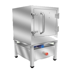 10-Tray - Live Idaly Steam - Idaly Machine - Made Of Stainless Steel