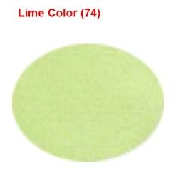 Satin Cloth /  42 Inch Panna / 8 KG /  Lime Color/ Event Cloth.