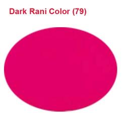 26 Gauge - BRITE LYCRA - 54 Inch Panna - Event Cloth -Dark Rani Colour