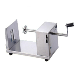 Hand Operated Tornado Cutter - Potato - Made Of Stainless Steel