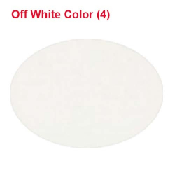 28 Gauge - BRITE LYCRA - 60 Inch Panna - Event Cloth - Off White Colour