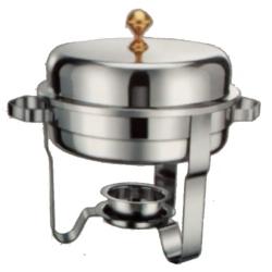 8 LTR - Chafing Dish - Hot Pot Dish - Garam Set - Buffet Set - Made Of Stainless Steel