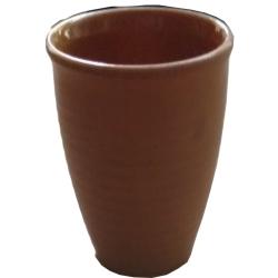 2.5 Inch - Tea Kullad - Tea Mugs - Melamine 100% - Brown Color
