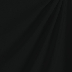 26 Gauge - BRIGHT LYCRA - 52 Inch Panna - Event Cloth - BLACK Colour