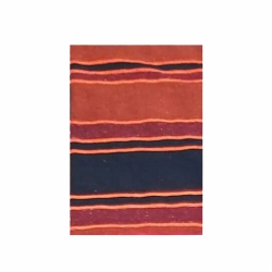 6 FT X 9 FT - Regular Quality - Dari - Dhurrie - Rugs - Satranji - Floor Mat - Multi color - Weight - 2 Kg