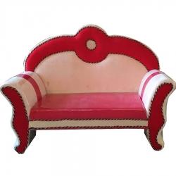 Multi Color - Regular - Couches - Sofa - Wedding Sofa - Maharaja Sofa - Wedding Couches - Made Of Wooden & Metal