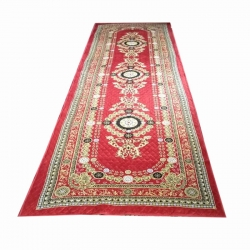 5 FT X 30 FT Multi Color Galicha - Printed Galicha - Carpet - Floor Mat - Mat - Made Of Cotton Material