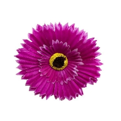 4.5 Inch - Loose Flower - Artificial Flower - Ceiling Flower - Flower Decoration - Purpule Color