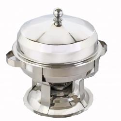 5 LTR - Chafing Dish - Hot Pot Dish - Garam Set - Buffet Set - Made Of Stainless Steel