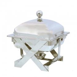 5 LTR - Chafing Dish - Hot Pot Dish - Garam Set - Buffet Set - Made Of Stainless Steel.