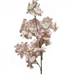42 Inch - Artificial Flower Bunches - Fake Flowers Artificial Plant For Wedding - Reception - Home Decor - Multi Color .