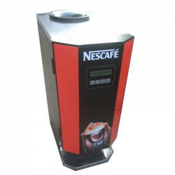 24 Inch Tea - Coffee vending Machine - Dispenser or Machine - Made of Mild steel or Iron.