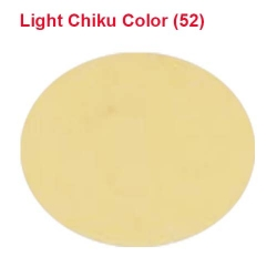 Rotto Janta Quality / 39 Inch Panna / 5.7 Kg Quality/  Light Chiku Color / Available In All Color .