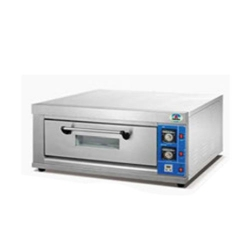 12 Inch X 18 Inch - Heavy Duty Gas Operated Pizza Oven - 6 Pizza