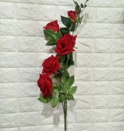 35 Inch - Artificial Flower - Flowers Artificial Leaf  For Wedding - Reception - Home Decor