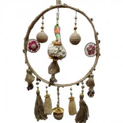 24 INCH - Wall Hanging Jhumar / Decorative Wedding & Reception Jhumar.