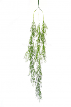 42 Inch  Artificial Green Wall Hanging - Grass Decoration - Green Color