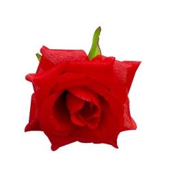4 Inch - Loose Flower - Artificial Flower - Ceiling Flower - Flower Decoration - Red Color