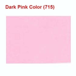 Dani Cloth - 6 KG Quality - 40 Inch Panna - Dark Pink Color.