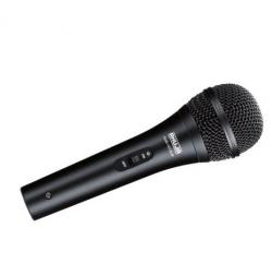 Ahuja Wireless AUD-101XLR PA Microphones - Black Color