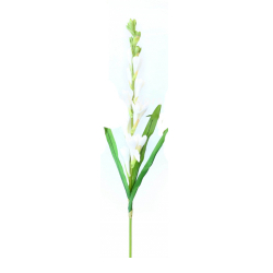 33 Inch - Glad Artificial Flower Stick - Made Of Fabric & Plastic